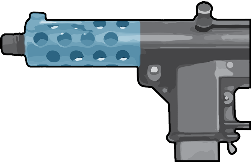 Mutable quintessence: The parts that make an assault weapon | TrendCT
